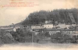55 - CLERMONT-EN-ARGONNE - Vue Générale - Clermont En Argonne