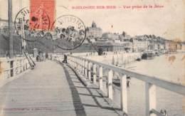 62 - BOULOGNE-SUR-MER - Vue Prise De La Jetée - Boulogne Sur Mer