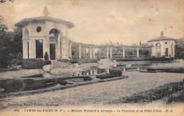 64 - CAMBO-les-BAINS - Maison Rostand à Arnaga - Le Pavillon Et Sa Pièce D'eau - Cambo-les-Bains
