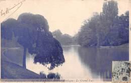 75 - PARIS - Bois De Boulogne : Le Grand Lac - Arrondissement: 16