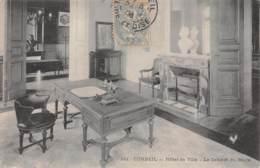 78 - CORBEIL - Hôtel De Ville - Le Cabinet Du Maire - France
