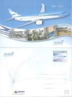 AEROLINEAS ARGENTINAS ENTERO POSTAL REPUBLICA ARGENTINA TBE ARGENTINIAN AIRWAY OFFICIAL COMPANY - Enteros Postales