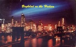 Baghdad On The Hudson - New York - Formato Piccolo Viaggiata – E 8 - Postcards