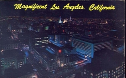 Magnificent - Los Angeles - California - Formato Piccolo Viaggiata – E 8 - Postcards