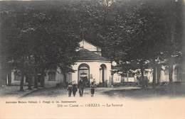 CPA Corse - OREZZA - La Source - France