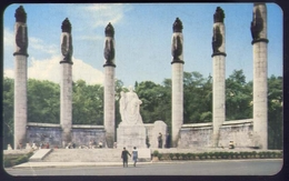 Monumento A Los Ninos Heroes En El Basque De Chapultepec - Mexico - Formato Piccolo Viaggiata Mancante Di Affrancatura – - Postcards