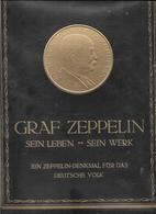 Graf  Zeppelin , Sein Leben - Sein  Werk  , Biographie Du Comte Zeppelin Et La Firme 1929  (pas Sur Hindenburg) - Biographies & Mémoires