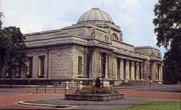 National Museum Of Wales Cardiff - Ejne - Formato Piccolo Viaggiata – E 8 - Postcards