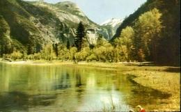 Paesaggio - Con Lago E Alpi - Formato Piccolo Non  Viaggiata – E 8 - Postcards