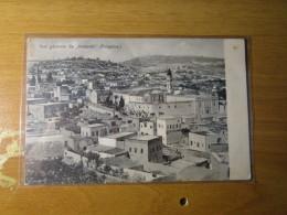 CARTOLINA VUE GENERALE DE NAZZARETH    D - 2911 - Palestine