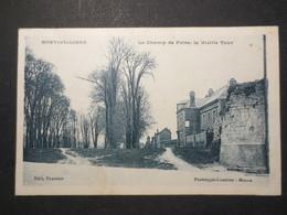 76 - Montivilliers - CPA - Le Champ De Foire , La Vieille Tour - Fournier  - Phototypie Combier - T.B.E - 1930 - - Montivilliers