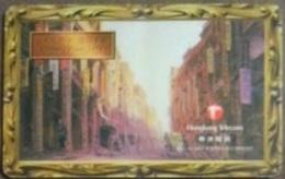 Hong Kong - HK-HKT-HKT-0012A, Queen's Road, 1874, 100 HK$, Exp 1999-11-30, Used - Hong Kong