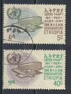 °°° LOT ETIOPIA ETHIOPIA - Y&T N°472/73 - 1966 °°° - Ethiopia