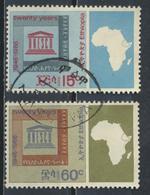 °°° LOT ETIOPIA ETHIOPIA - Y&T N°474/75 - 1966 °°° - Ethiopia