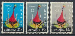 °°° LOT ETIOPIA ETHIOPIA - Y&T N°476/78 - 1967 °°° - Ethiopia