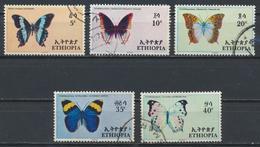 °°° LOT ETIOPIA ETHIOPIA - Y&T N°482/86 - 1967 °°° - Ethiopia