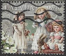 Latvia 2015 Europa 78c Good/fine Used [38/31502/ND] - Latvia