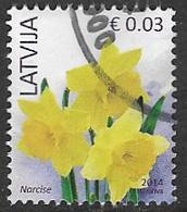 Latvia 2014 Definitive 3c Good/fine Used [38/31503/ND] - Latvia