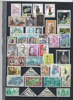 Monaco - Collection - 272 Timbres Assortis Neufs** Et Sans Charnière - Monaco