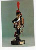 CPSM - NAPOLEON 1er Et Son Armée - 4eme Hussard - Officier- Créé Le 4 Juin 1793 - Ancien Régiment De Saxe-hussards(E196) - Uniformes