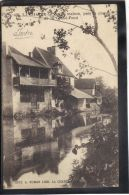 3629 . LA CHATRE . VIEILLE MAISON PRES LA PLACE DE LA GRAND FOND . (recto/verso) EDIT. A. DUMAS - La Chatre