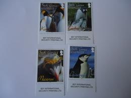 SOUTH GEORGIA MINT** STAMPS  BIRD BIRDS SET 2010 - Sin Clasificación