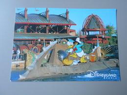 DISNEY DISNEYLAND PARIS LES MYSTERES DU NAUTILUS - Disneyland