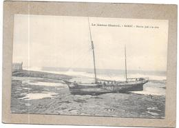 LE MAROC ILLUSTRE - RABAT - Navire Jeté à La Cote - CPA TRES RARE - DELC2 - - Rabat