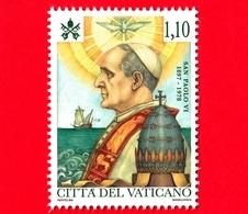 Nuovo - MNH - VATICANO - 2018 - Canonizzazione Di Papa Paolo VI - 1.10 - Vatican