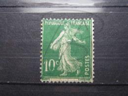 "VEND BEAU TIMBRE DE FRANCE N° 159 , "" 10 "" SURENCRE !!! - Variedades Y Curiosidades"