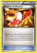 Carte Pokemon 92/108 Dresseur Courrier 2015 - Pokemon