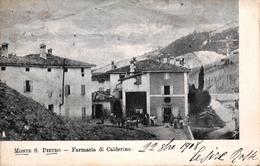 ITALIE - MONTE S PIETRO FARMACIA DI CALDERINO - Italie