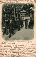 PARIS -75- LE KIOSQUE DE JOURNAUX AUX GRANDS BOULEVARDS - France