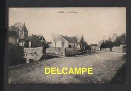 DD / 70 HAUTE SAÔNE / VARS / LA PLACE / CIRCULÉE EN 1925 - France