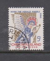 Christmas Island ASC 34 1969 Christmas Mosaic Angel Used - Christmas Island