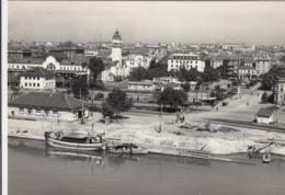 AK - Bulgarien - BOURGAS - Teilansicht 1955 - Bulgarien