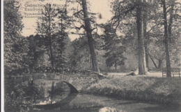AK - MOSKAU - Idylle Mit Steinbrücke Im Kousminki-Park 1898 - Russland