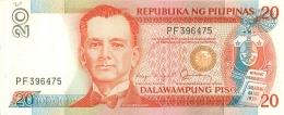 BILLET  PHILIPPINES  20 - Philippines