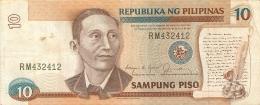 BILLET  PHILIPPINES  10 - Philippines