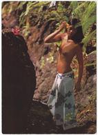 Polynésie Française / Tahiti - Une Fille Des Iles / Nue- 167 - French Polynesia