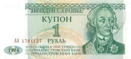 BILLET   UKRAINE 1 KYNOH - Ucraina