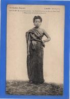 LAOS - SAO-SI La Petite Chanteuse De Khong - Laos