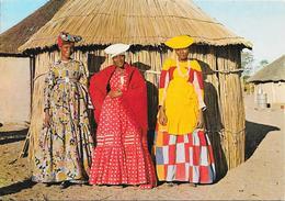 TRIBAL LIFE - STAMLEWE - South Africa