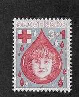 Slovakia 1993,Red Cross Issue,Scott # B28,VF-XF MNH** (AD-St) - Slovakia