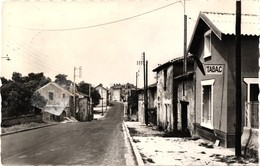 86 .. AYRON .. L'ENTREE DU BOURG  ... TABAC .. 1965 - France