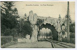 Carte Postale - Belgique - Bruxelles - Laeken - Pont Rustique - 1914 (SV5990) - Laeken