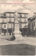 ES PUIGCERDA - Seria De Cerdana 49 - Plaza Mayor - Monumento Cabrinety - Animée - Belle - Francia