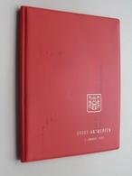 Fusie ANTWERPEN Set 7 + 1 > 1983 Fusie ( 190 Gr. / Totaal ) Zie Beschrijving ! - Jetons De Communes