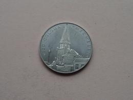MECHELEN - Kon. Kat. TURNKRING Sint Jozef - 100 Coloma's 1982 ( 35 Mm. ) Zie Foto's ! - Gemeentepenningen