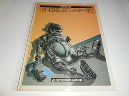 TENEBREUSES AFFAIRES/ NICOLLET/ BE - Editions Originales (langue Française)